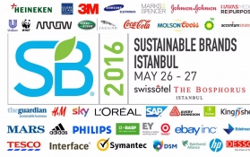 Sustainable Brands 2016 Istanbul